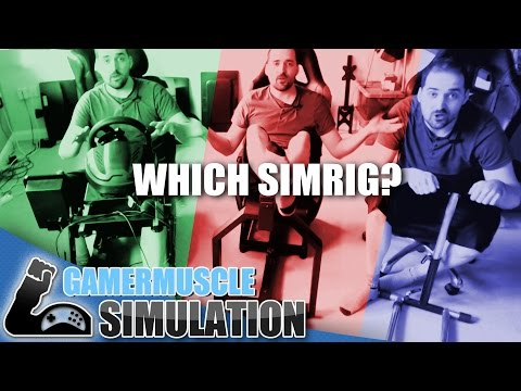 Wheel Stand Pro Vs RR Seat 1000 Vs Simetik Cockpit K2  - WHICH IS THE BEST SIMRIG FOR YOU ?