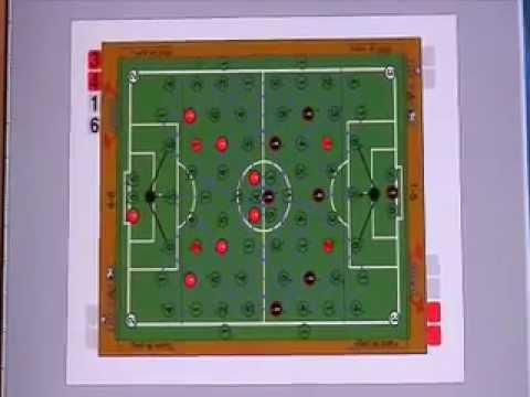 Juego De Mesa Futbol Dice Gol Youtube