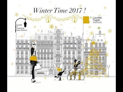 Winter Time 2017 - Comité du Faubourg Saint-Honoré