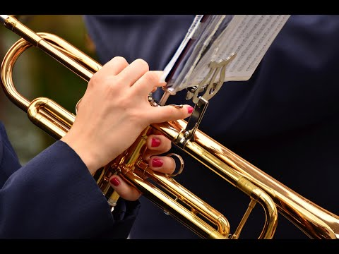 Jingle Bells - Christmas trumpet sheet music score