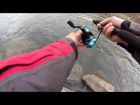 Lower Granite Dam Fishing (snake River)