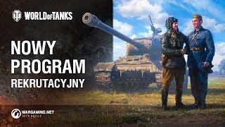 Nowy program rekrutacyjny w World of Tanks