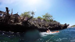 SS Gang Cliff Diving, Magic Island Boracay 2015