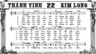 Thánh vịnh 22 - Kim Long - Chúa Nhật 28 A
