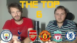 which epl team should i follow the top 6