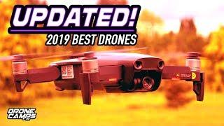 BEST DRONES in 2019 - 4K for under $499