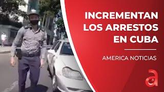 Más arrestos en Cuba para impedir manifestación de madre de detenidos tras rebelión en Cuba