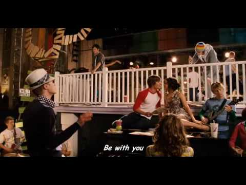 High School Musical 3: Senior Year - Just Wanna Be With You - Karaoke ITALIANO