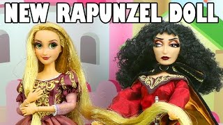 New Disney Fairytale Designer Collection Rapunzel & Mother Gothel Contest. DisneyToysFan