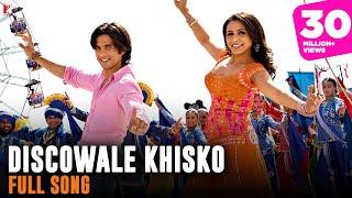 Discowale Khisko Full Song , Dil Bole Hadippa , Shahid Kapoor, Rani Mukerji , KK , Sunidhi , Rana