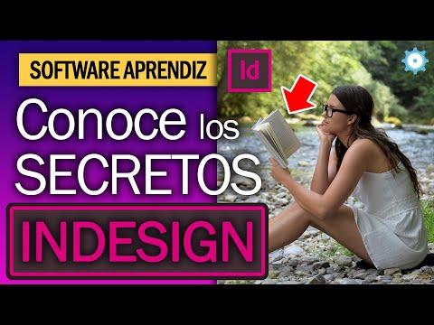 🪀 Adobe InDesign CC 2021 ¿Qué es y para qué sirve? 📘   InDesign para principiantes 💷