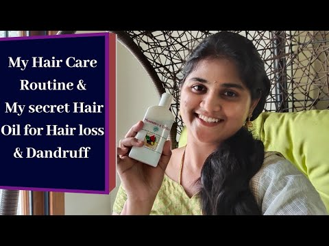 Best Hair Oil for Hair loss | Best Herbal & Natural treatment for hair growth
