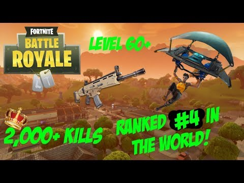 Who is the best fortnite player in world ps4