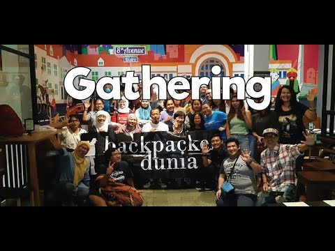 gathering-backpacker-dunia,-kota-tua-jakarta---indonesia-travel-destinations