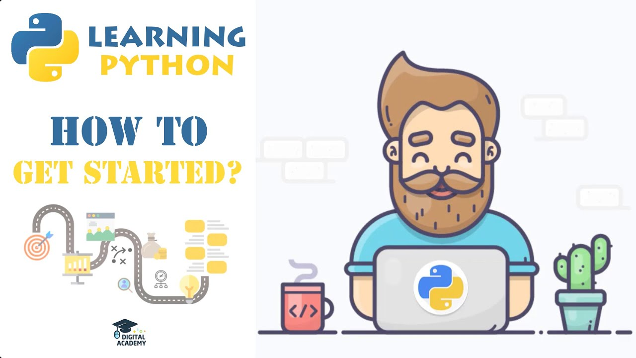 How to Start Learning Python? (FULL Course, Step by Step)