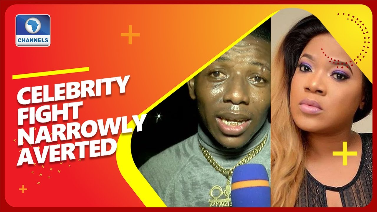 Download Small Doctor, Toyin Abraham Face-Off On Stage