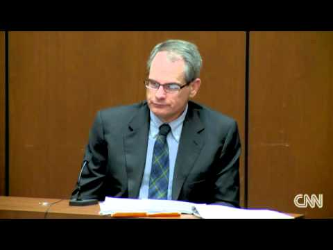 Doctor Testifies About Lorazepam