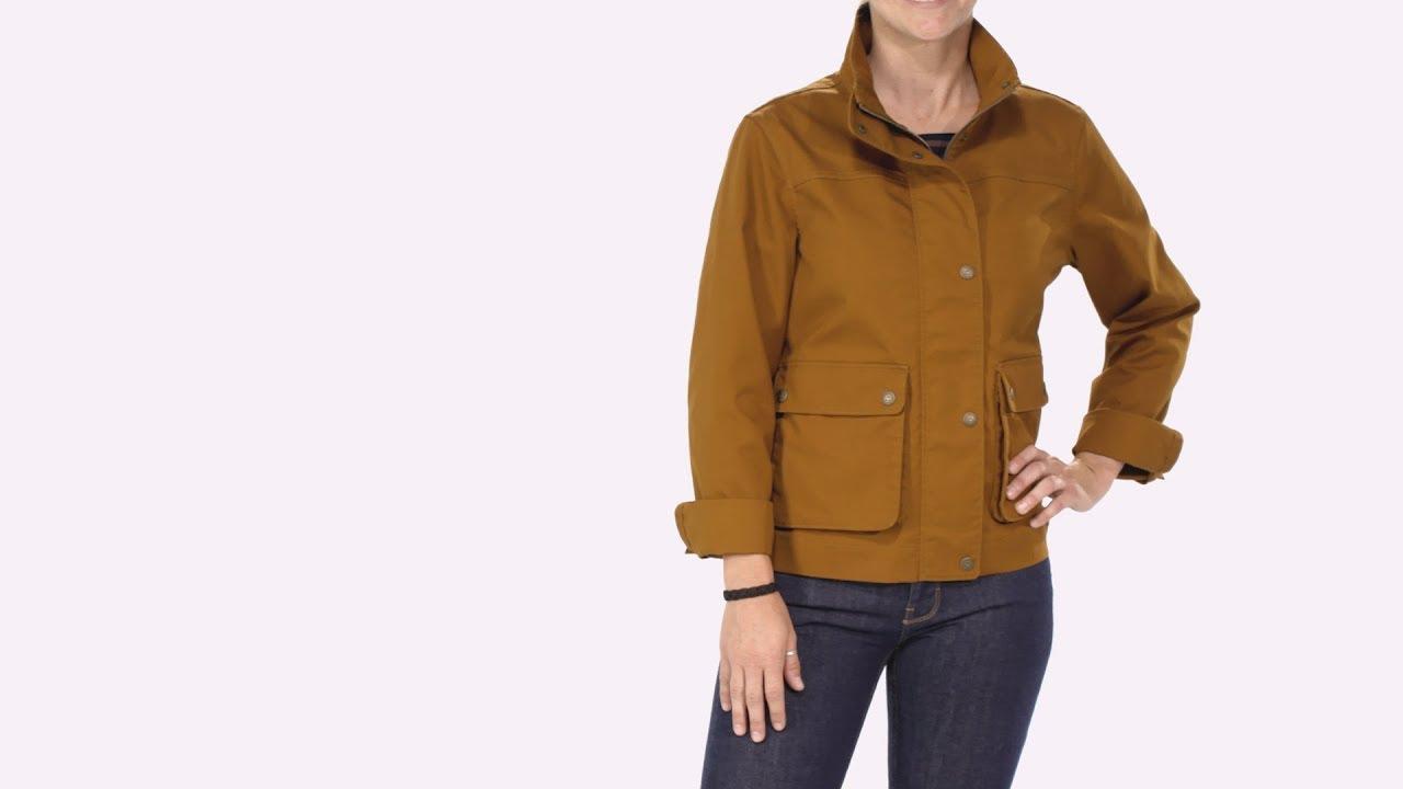 Patagonia Women S Prairie Dusk Jacket Youtube