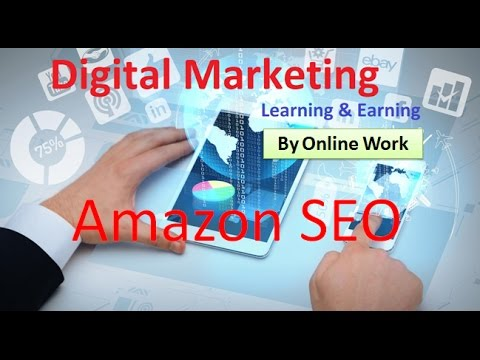 Amazon SEO Tutorial In Bangla Part 01 || Learning & Earning by Online Work