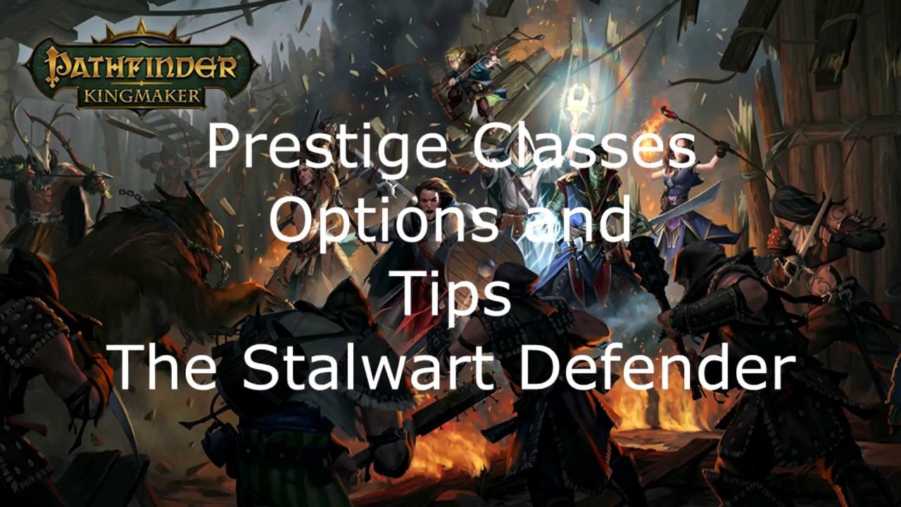 Prestige Option