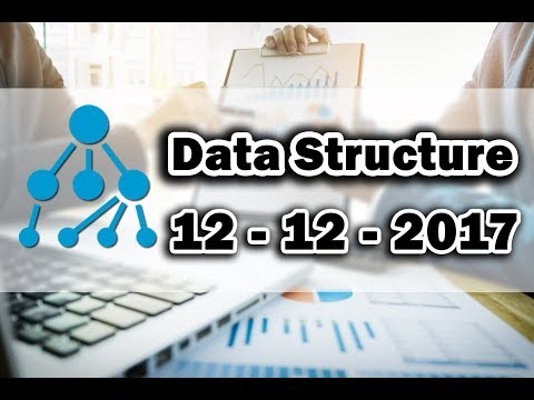 Data Structure 12/12/2017 Doubly Linked List