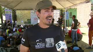 Andradas realiza etapa do Campeonato Mundial de Parapente com participação do piloto Érico Oliveira