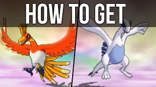 How to get Lugia and Ho-oh in Pokémon Omega Ruby and Alpha Sapphire