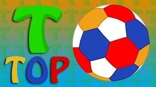 T Harfi - ABC Alfabe SEVİMLİ DOSTLAR Eğitici Çizgi Film Çocuk Şarkıları Videoları