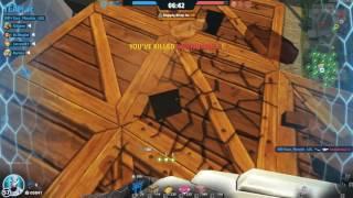 Block n load Ninja in very high lvl game