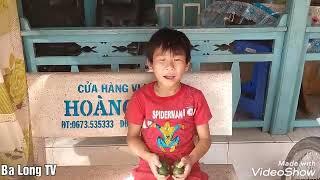 Ba Long TV | Trẻ Trâu Solo Ăn Chanh Sẽ NTN