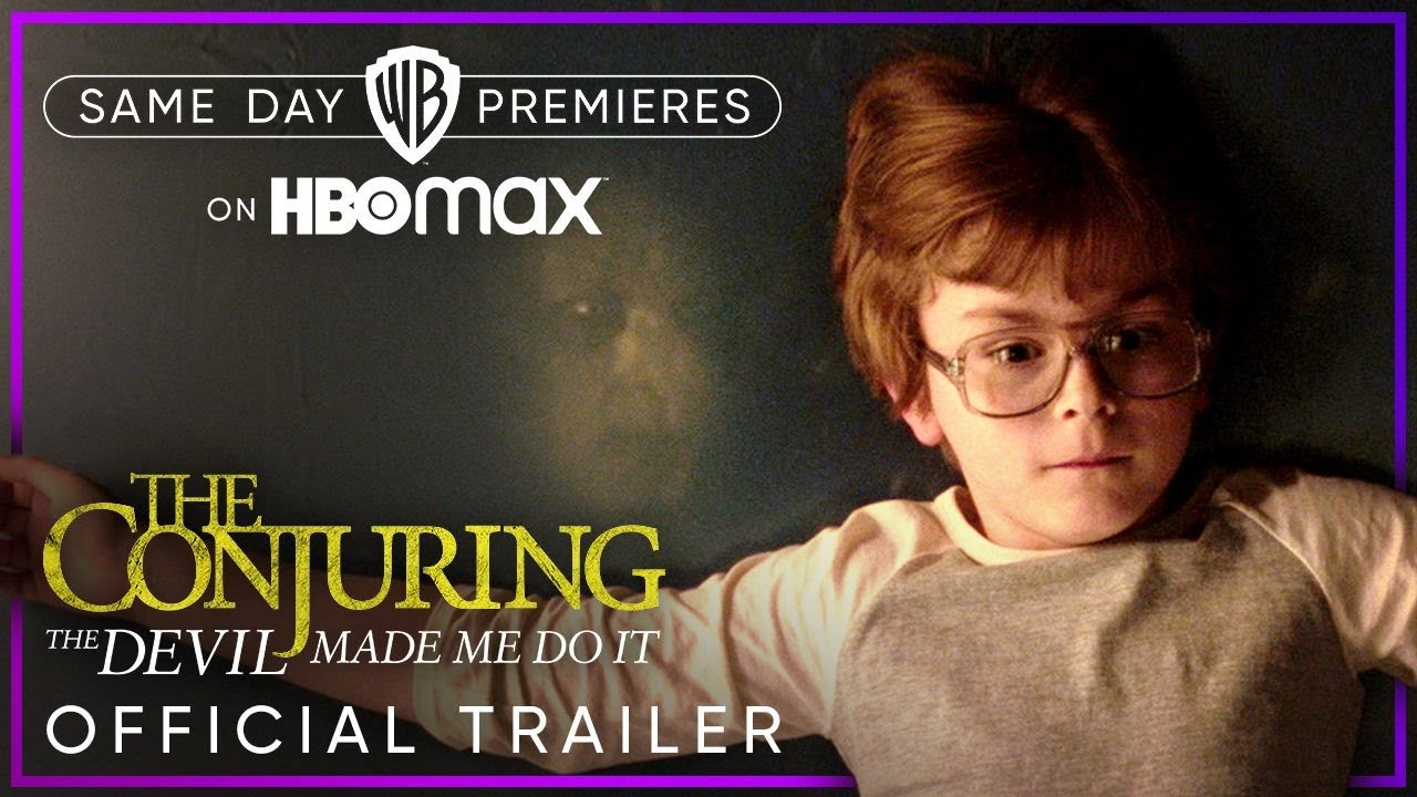 Download The Conjuring: The Devil Made Me Do It | Official Trailer | HBO Max