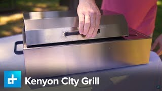 Kenyon City Grill - Quick Review