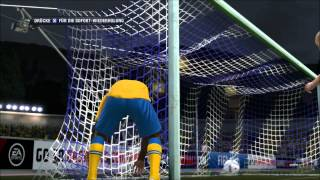 FIFA12 Braunschweig vs. Rostock [Epic Tor]