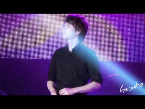 [Vietsub + Kara] 120908 Tainan International Music Festival New Endless Love - Kyuhyun