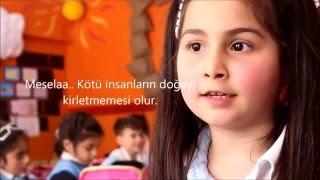 Bilimsel Eczacılık Buluşması Röportaj 1 E Sınıfı Ahmet NAÇ