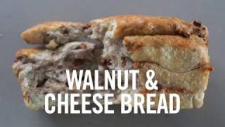 Walnut and Cheese Bread Recipe