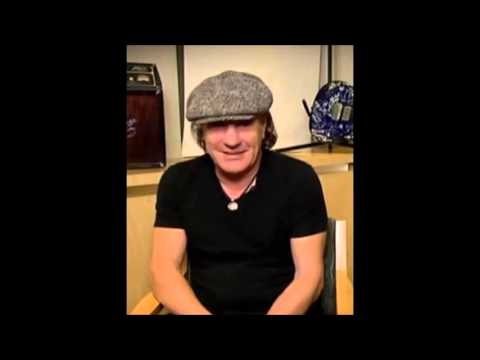 AC/DC's vocalist Brian Johnson releases statement on his hearing loss and future with AC/DC