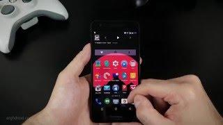 Что установлено у меня на Nexus 6P