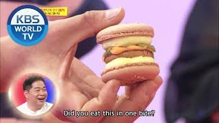 Making Macaron Disappear [Boss in the Mirror, ENG/2019.08.25]
