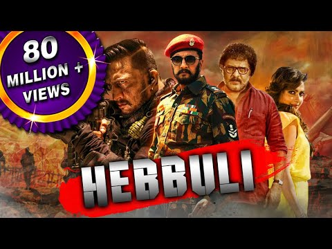 Hebbuli (2018) Hindi Dubbed Full Movie |...