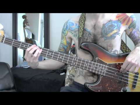 D'Angelo - Untitled (How Does It Feel?) (bass cover)