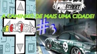 SERÁ QUE PASSO DA SEGUNDA CIDADE? need for speed pro street PS2