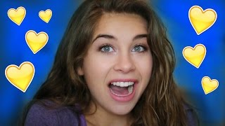 OUT OF SHOWER HAIR ROUTINE! | Gabrielle Moses