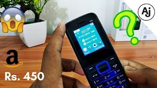 IKall K 88 - World 39 s Cheapest Made in India Feature Phone Unboxing