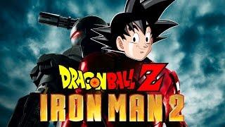 Dragon ball z iron man 2 movie trailer