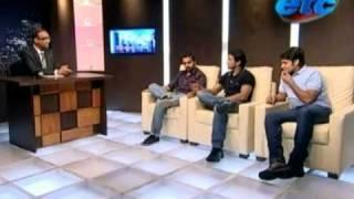 Komal Nahta with Namit Das, Viraj Adhav & Vinay Sharma