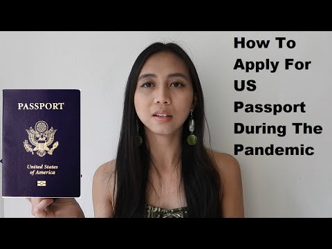 US Passport Application 2020_ Step By Step Process