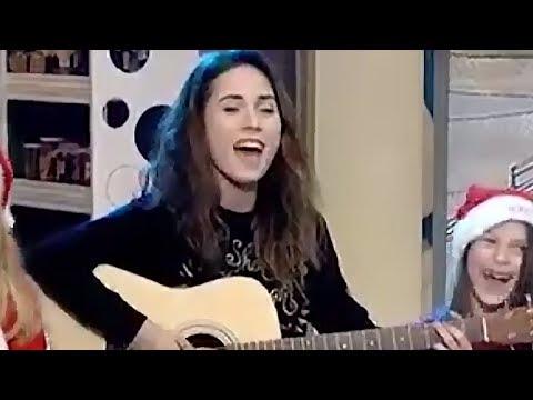 ANDRA GOGAN CANTA DISSTRACK SELLY LIVE