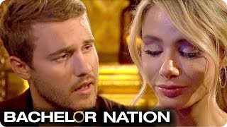 Victoria P In Shock As She's Sent Home | The Bachelor