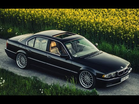 BMW 740d e38 top speed repro
